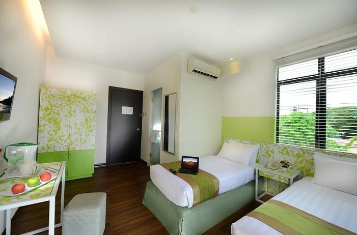Connecting Rooms Davanzati Hotel: Citin Hotel Langkawi